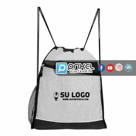 Bolsa mochila promocional pon tu logo aqui